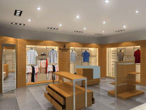 2017 Clothing Shop Interior Design,Clothes Shop Design,Clothes ...