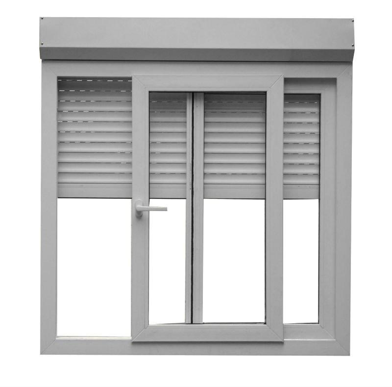 Ventanas de aluminio persiana y mosquitera enrollable for Ventanas con persianas incorporadas