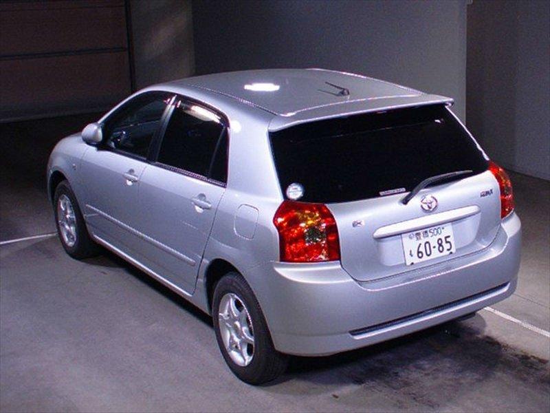 toyota corolla 2006 occasion – auto galerij idee