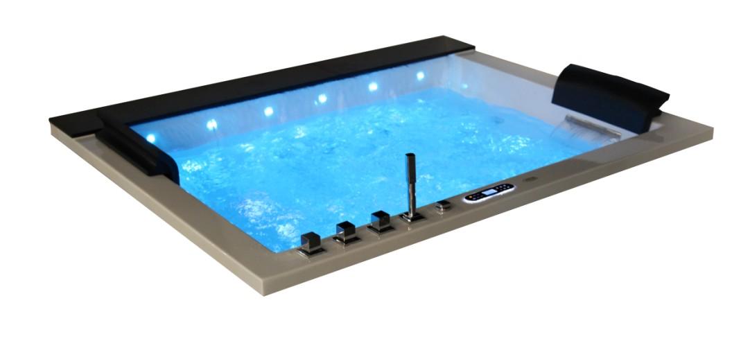 Indoor whirlpool 2 personen  Wasserkraft 2 Personen Innen-whirlpool - Buy Product on Alibaba.com
