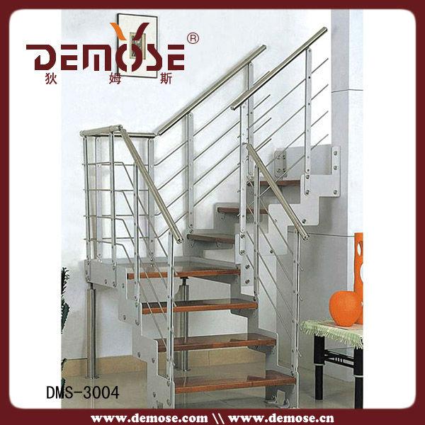 Acero Dulce De Lujo Decorativo Escalera Interior Para Casa Pequeña