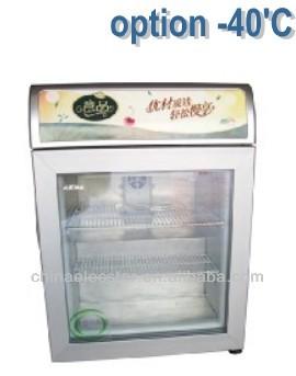 mini countertop impulse ice cream display freezer sd50b mini glass door display freezer showcase