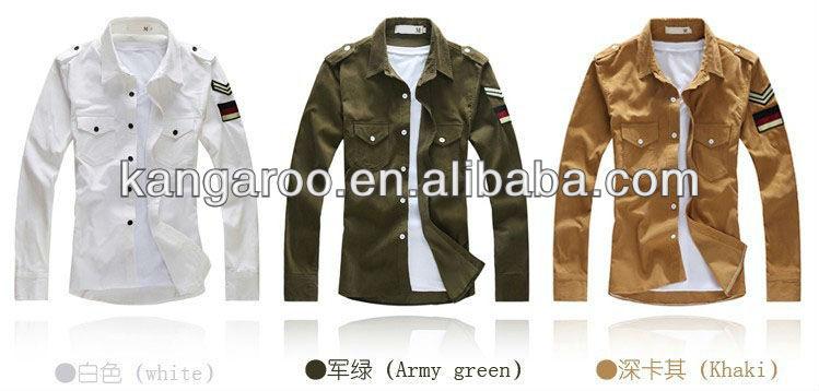 100 katoen corduroy nieuwe italiaanse luchtmacht modieuze overhemden buy product on - Mode stijl amerikaans ...
