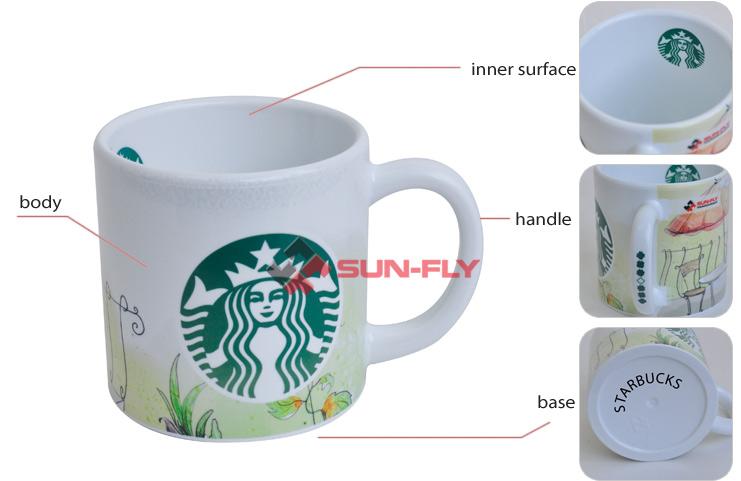 Delightful Sublimation 3D Polymer Set Blank Custom Logo Plastic Mugs Set Printable Cup