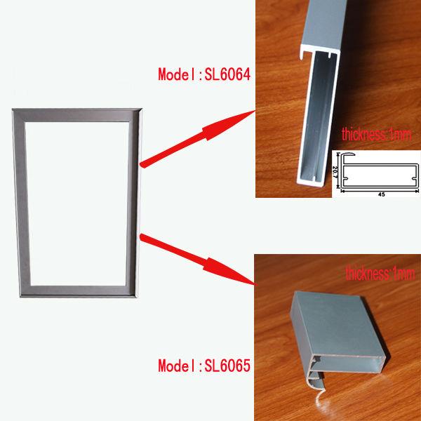 Kitchen Cabinet Door Aluminium Edge Profile,Sl5077,9158a - Buy ...