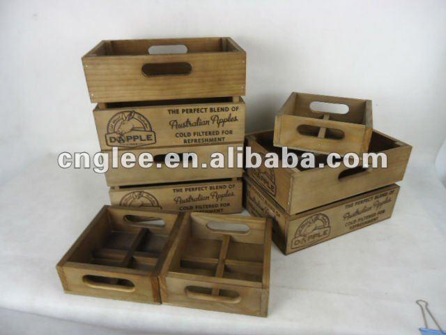 cajas de madera antigua