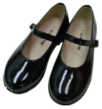 cefe9c67211b 2016 New Style Patent Black Girls Classic School Shoes - Buy School ...