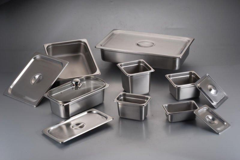 Rohs cocina de acero inoxidable buy product on for Accesorios para cocina en acero inoxidable