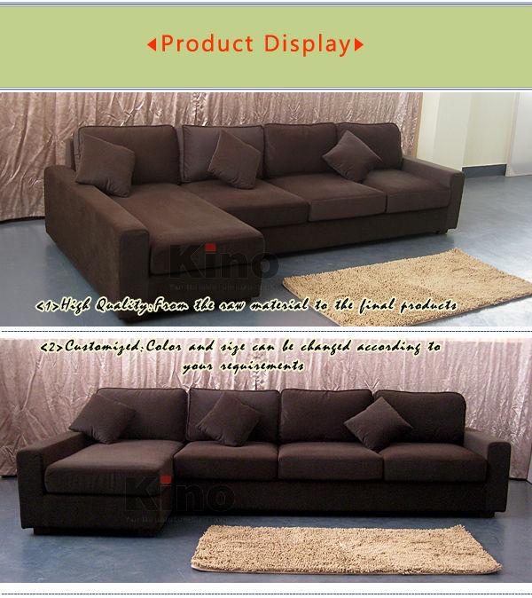 Modern Fabric Corner Sofa Small Corner Sofa For Living