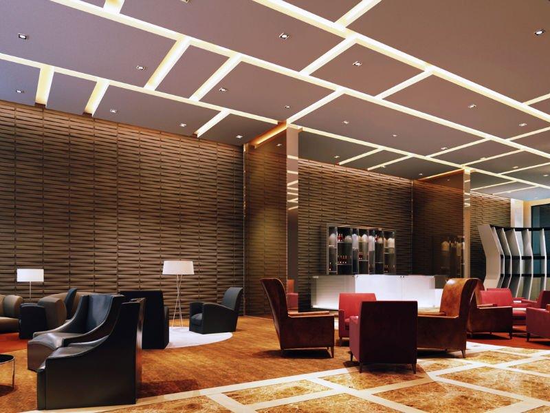 Modern Bamboo Wall Cladding For Interior Design Buy