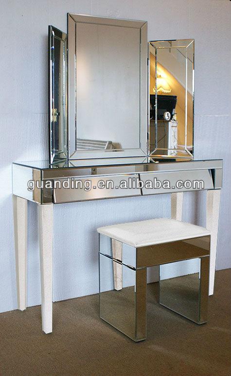 spiegel make up tafel