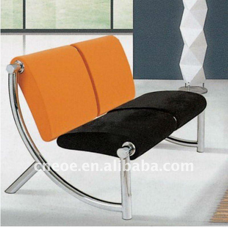 Exceptional Modern Metal Sofa 8301 2