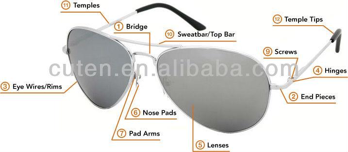New Design Bicolorable Plastic Eyeglasses Parts - Buy Eyeglasses ...