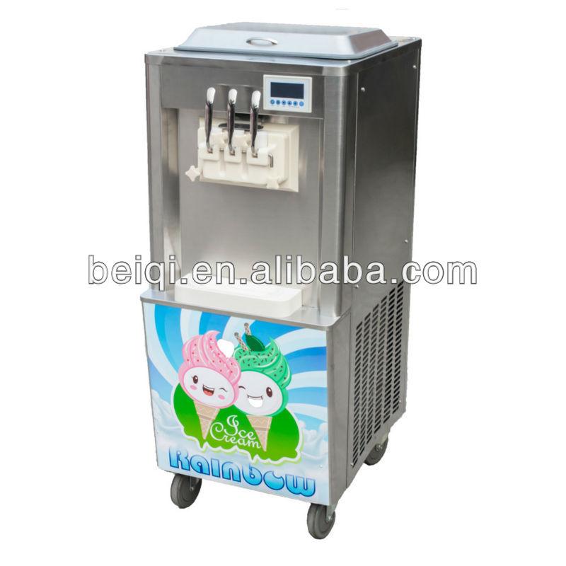 hot sell beiqi soft serve ice cream machine frozen yogurt machine bq323 - Soft Serve Ice Cream Maker
