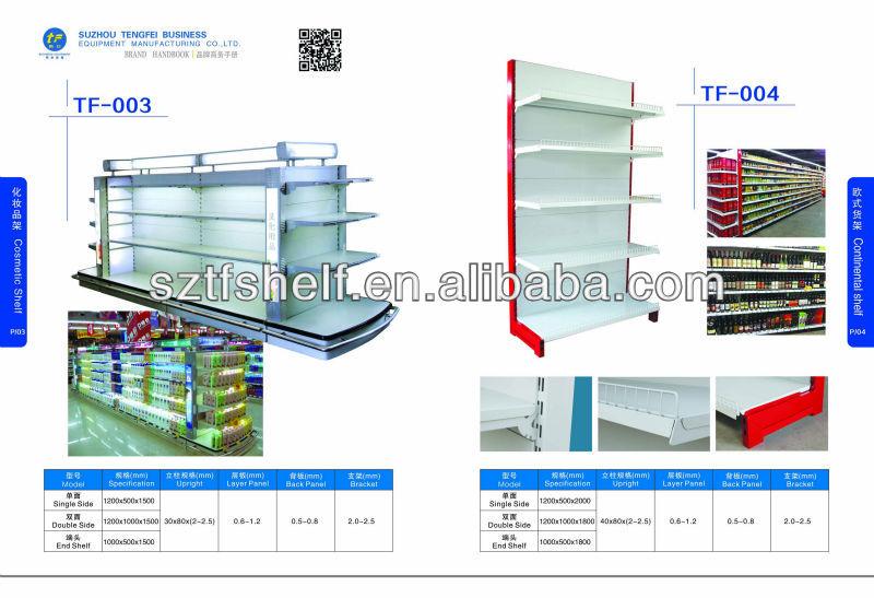Hot Sale Supermarket Shelf Warehouse Rack Electrical Cash