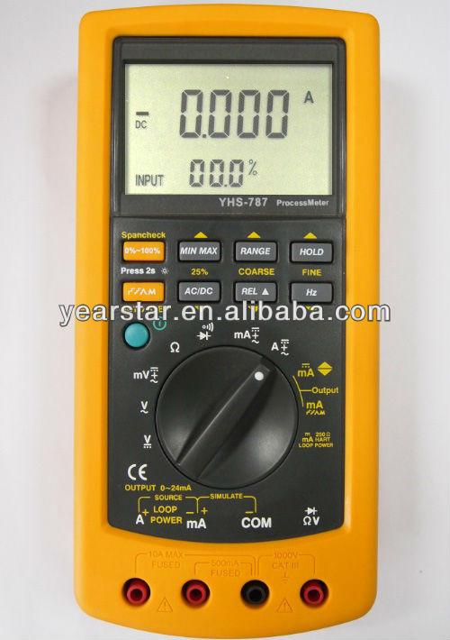 fluke 787 process meter user manual pdf