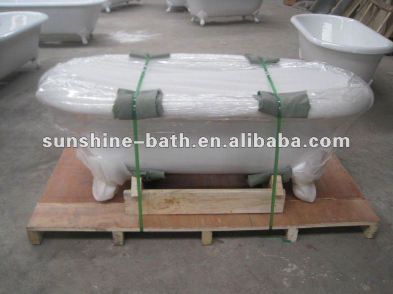 Vasca Da Incasso In Ghisa : Vasca da bagno free standing vasche da bagno vintage ghisa