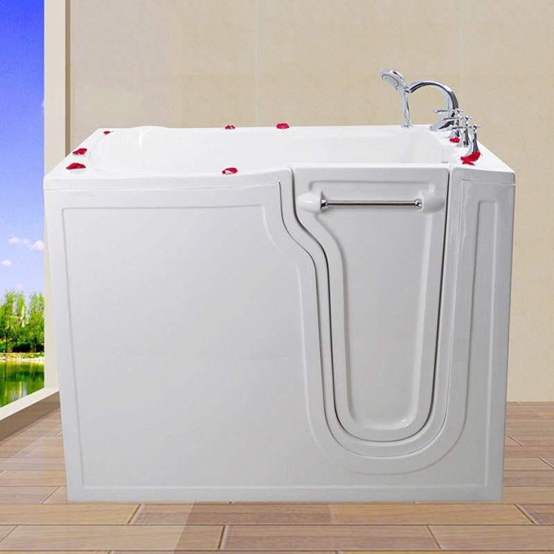 Walk In Bathtub Safety Tub With Seat Walkin Tub For Old People ...