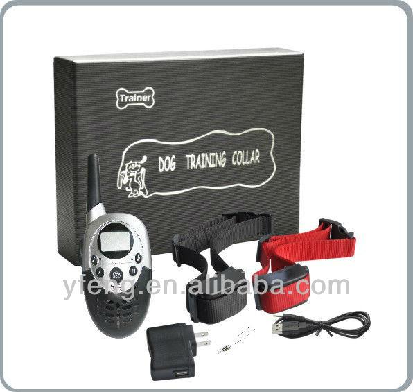 E-613/623 New Charging Of Dog Training Unit Vibration And Shock ...