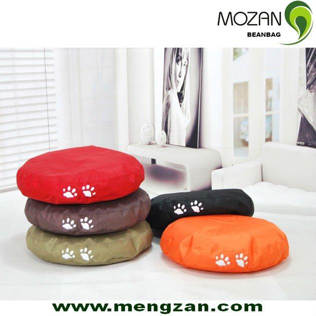 420D Polyester Pet Bed Dog Bean Bag Orange MZ014