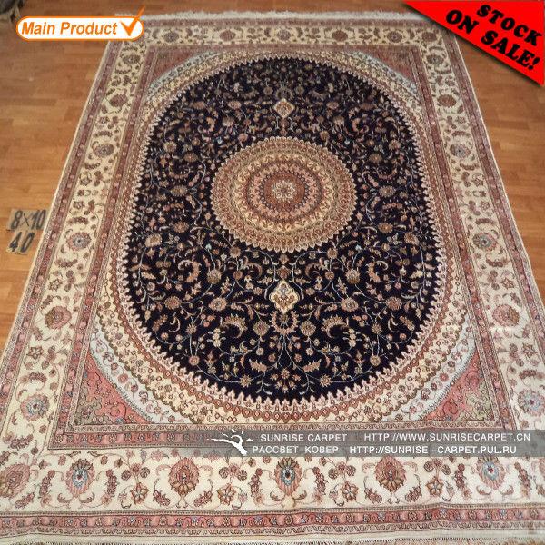Oriental Handmade Kashmir Silk Rugs