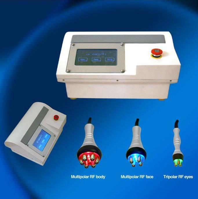 rf radio frequency skin tightening machine