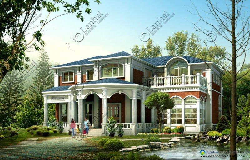 Contemporary Exterior House Design Canada