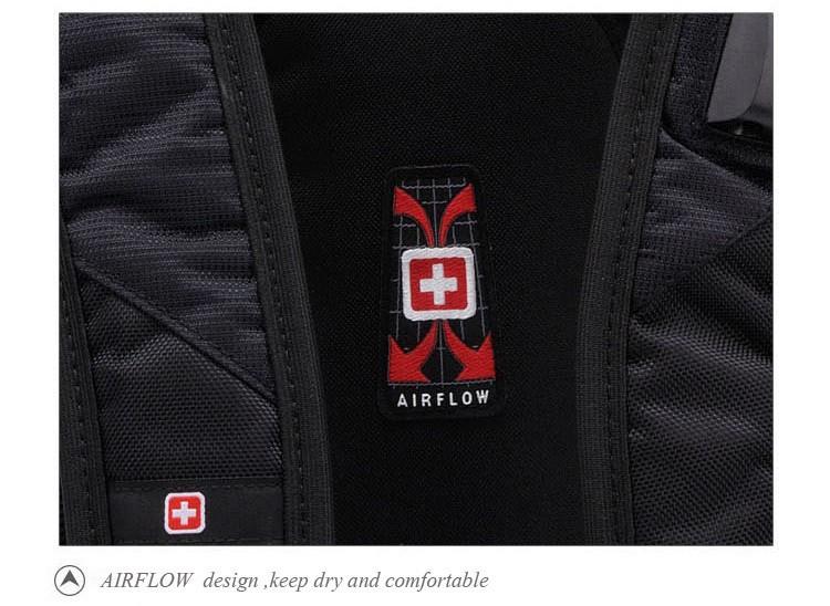 Swiss Army Swissgear Laptop Backpack Laptop Bag Man