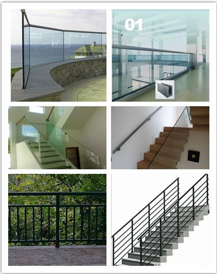 Outdoor handrails for steps aluminum handrail buy