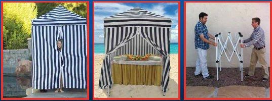Foldable outdoor cabana & Foldable Outdoor Cabana - Buy Foldable Outdoor CabanaBeach Cabina ...