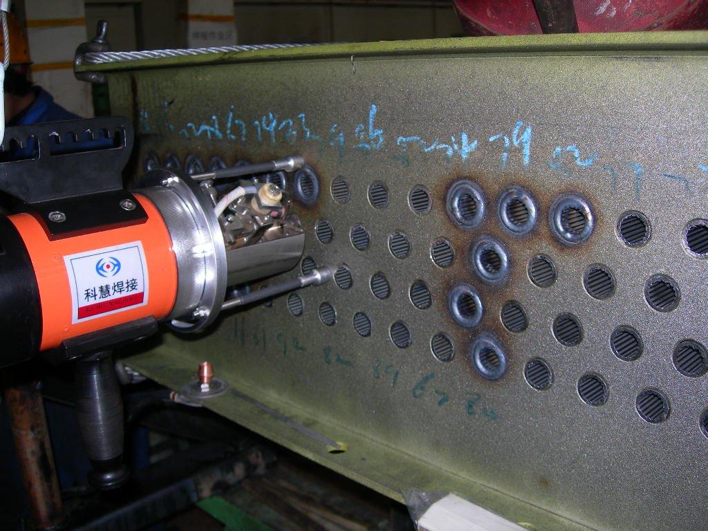 Tig welding 4130 steel - Price Of Steel Tube To Tube Sheet Orbital Welding Machine With Automatic Tig Welding Method