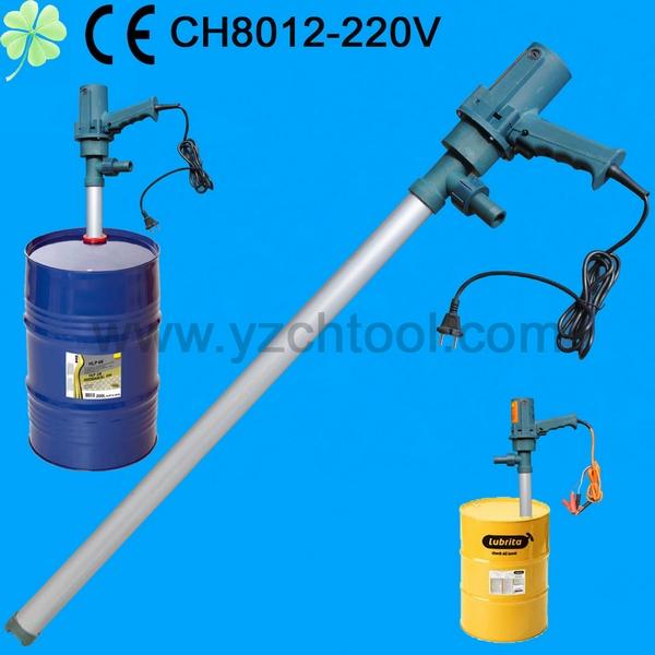 475w 60l min 210l diesel barrel pump electric pump for for Motor oil by the barrel