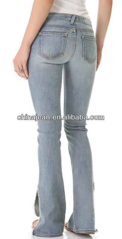 comprar online b8e91 041ef 2017 Best-seller De Bootcut Jeans Para As Mulheres China Fábrica De Jeans  Arranhar Jeans Lavados (jxl20975) - Buy Raspadinha Jeans Lavado,Moda Jeans  ...