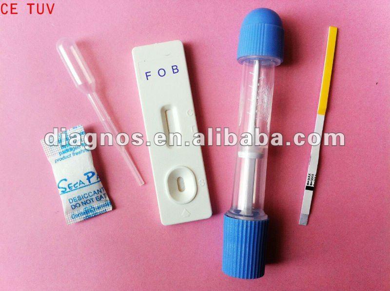 Fetal Occult Blood Test Fob Rapid Tumor Marker Test Buy