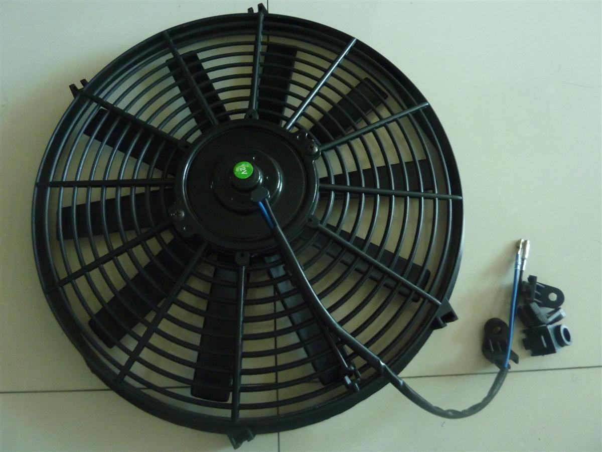 10 U0026 39  U0026 39  12v  24v Auto Universal Electric Fan For Car Air