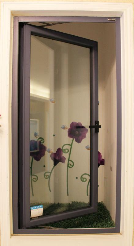 Thermal break double glazing aluminum casement window for Buy casement windows