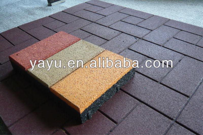 Good Quality Outdoor Rubber Tiles Buy Rubber Walkway Tile