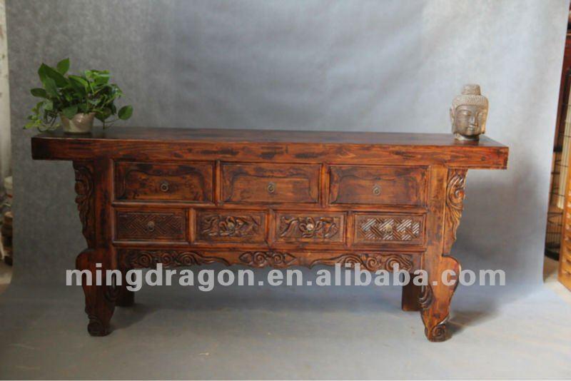 Muebles Antiguos Chinos Pino Recycle Madera Shanxi Color Madera ...