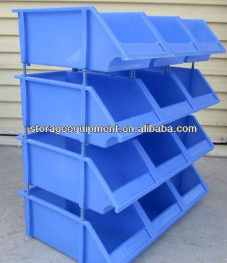stackable storage bins plastic bin box