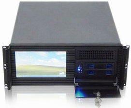 4u Lcd Compact Server Case Rackmount Chassis Pc Eki N475lt