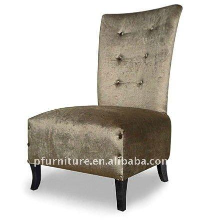 Elegant Long Back Sofa Chair PFC191