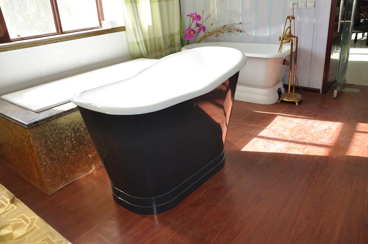 Deep Cast Iron Tub Part - 35: Cast Iron Deep Bathtub