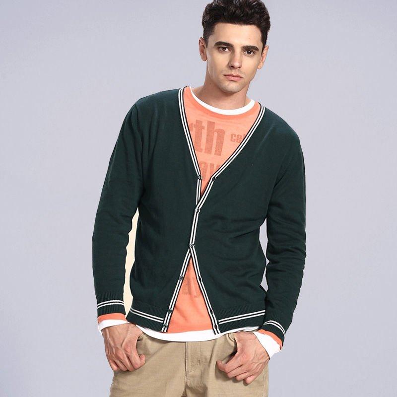 100% Cashmere(pashmina) Man Cardigan Sweater,Cashmere Button ...