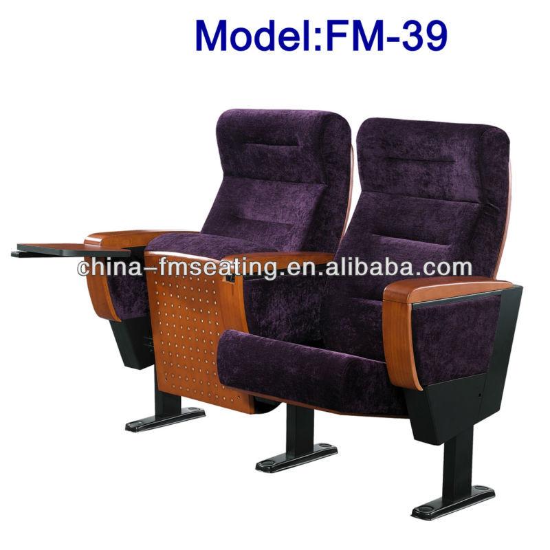 Cover stof prijs gevouwen theater seat voor auditorium buy product on - Stoel facto ...
