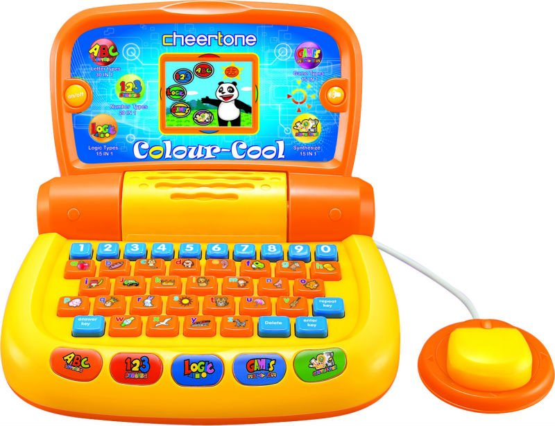 Computer Learning Toys : English learning toys multifunctional mini computers of