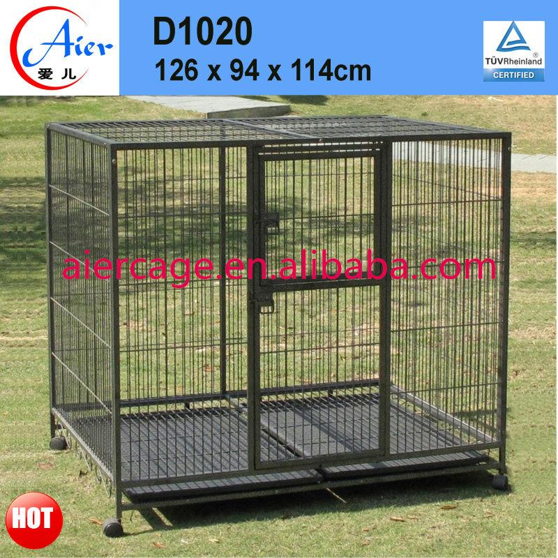 metal pet cage extra large dog crate