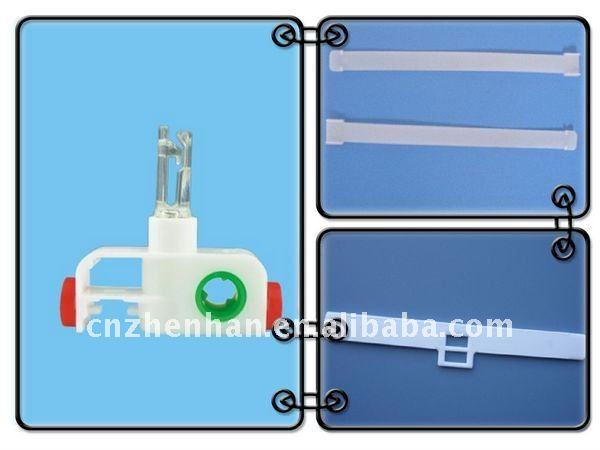 Vertical Blind Component Iron Clip Loop For Vertical Blind