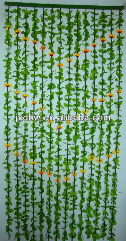 Wholesale Wholesale Fabric Hanging Plastic Flower Beads Bamboo ...