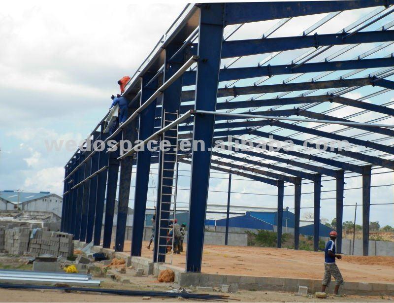 Prefab factory building design buy industrial building for Factory building design
