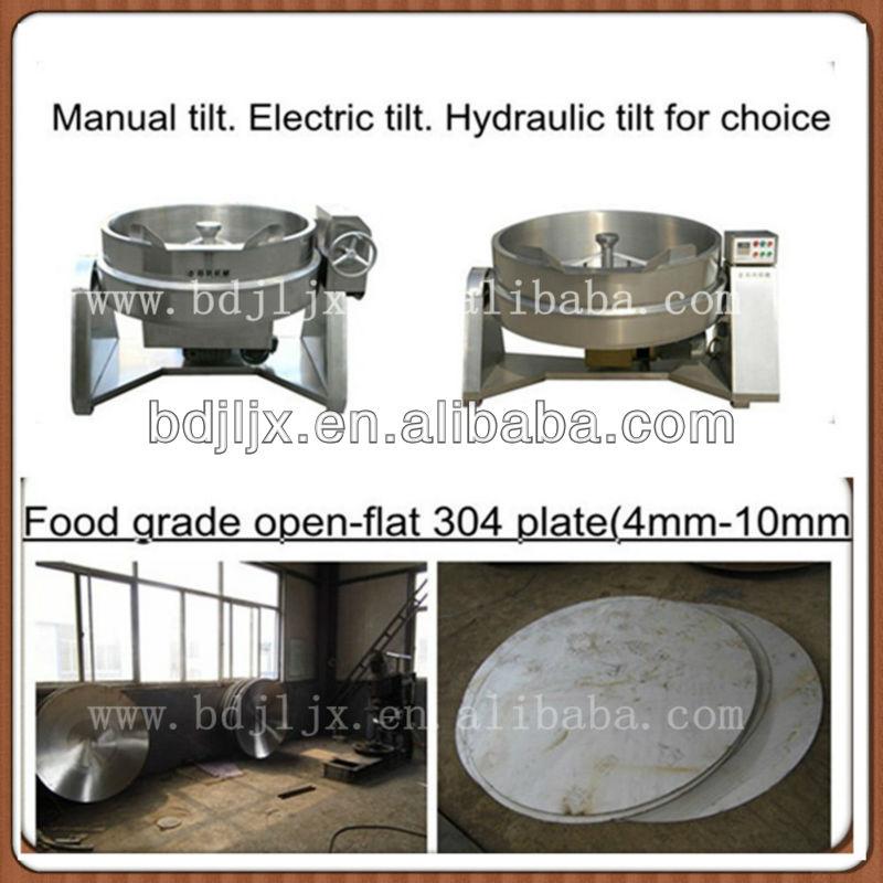 50l 600l Electric Tilting Pan Buy Tilting Pan Tilting